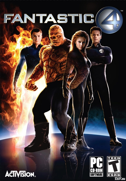 Fantastic 4 | Full Version | 236 MB